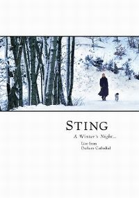 Cover Sting - A Winter's Night... Live From Durham Cathedral [DVD]